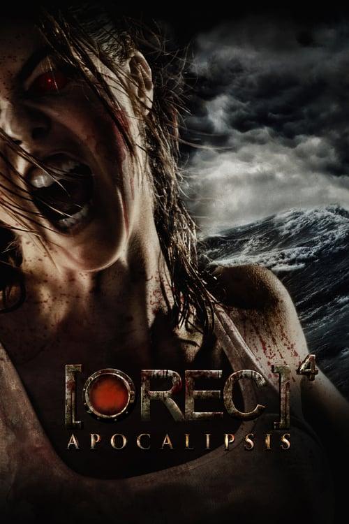 REC 4: Apocalipsis poster