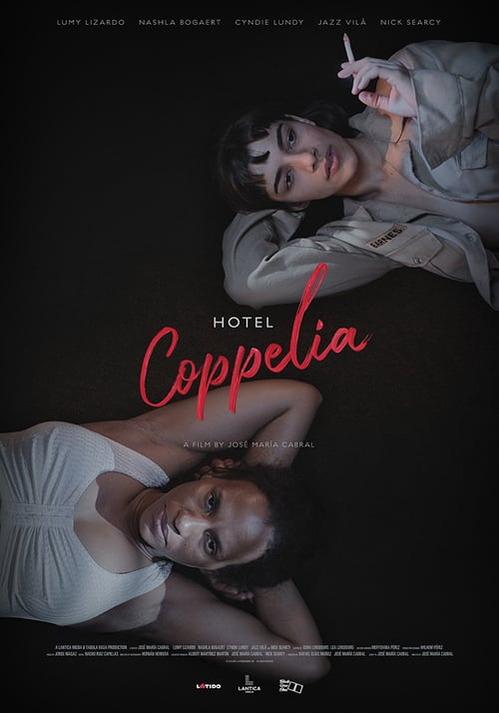 Hotel Coppelia poster
