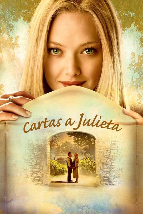 Póster película Cartas a Julieta