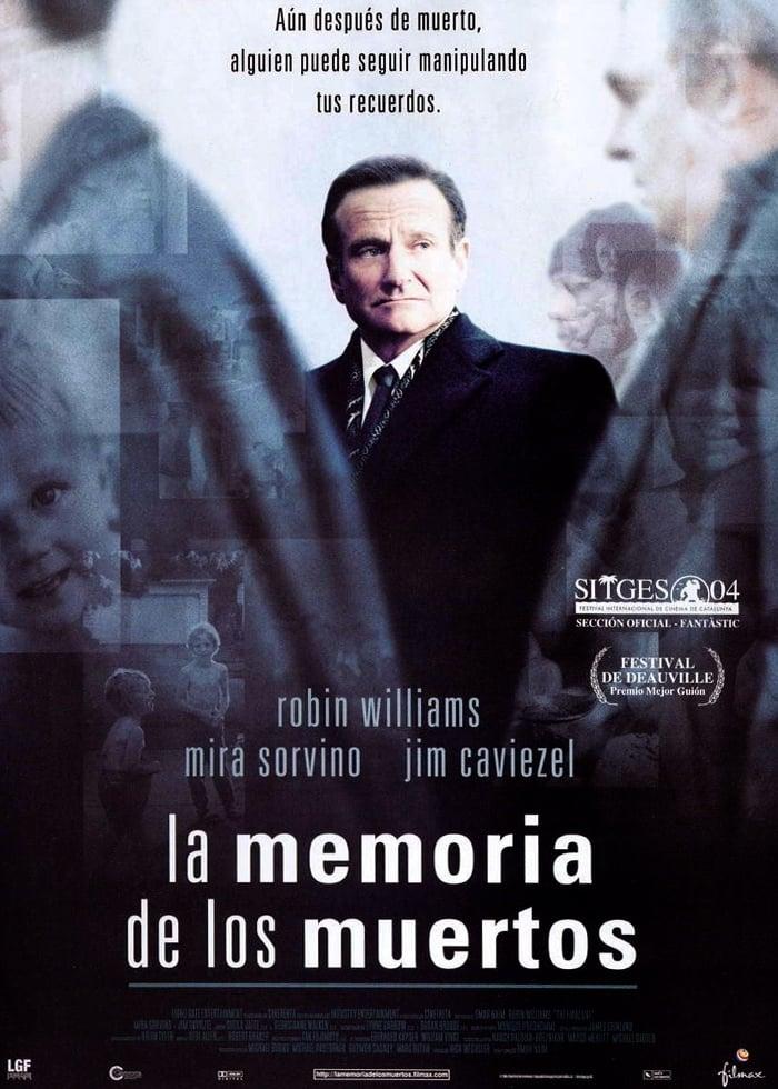 La memoria de los muertos poster