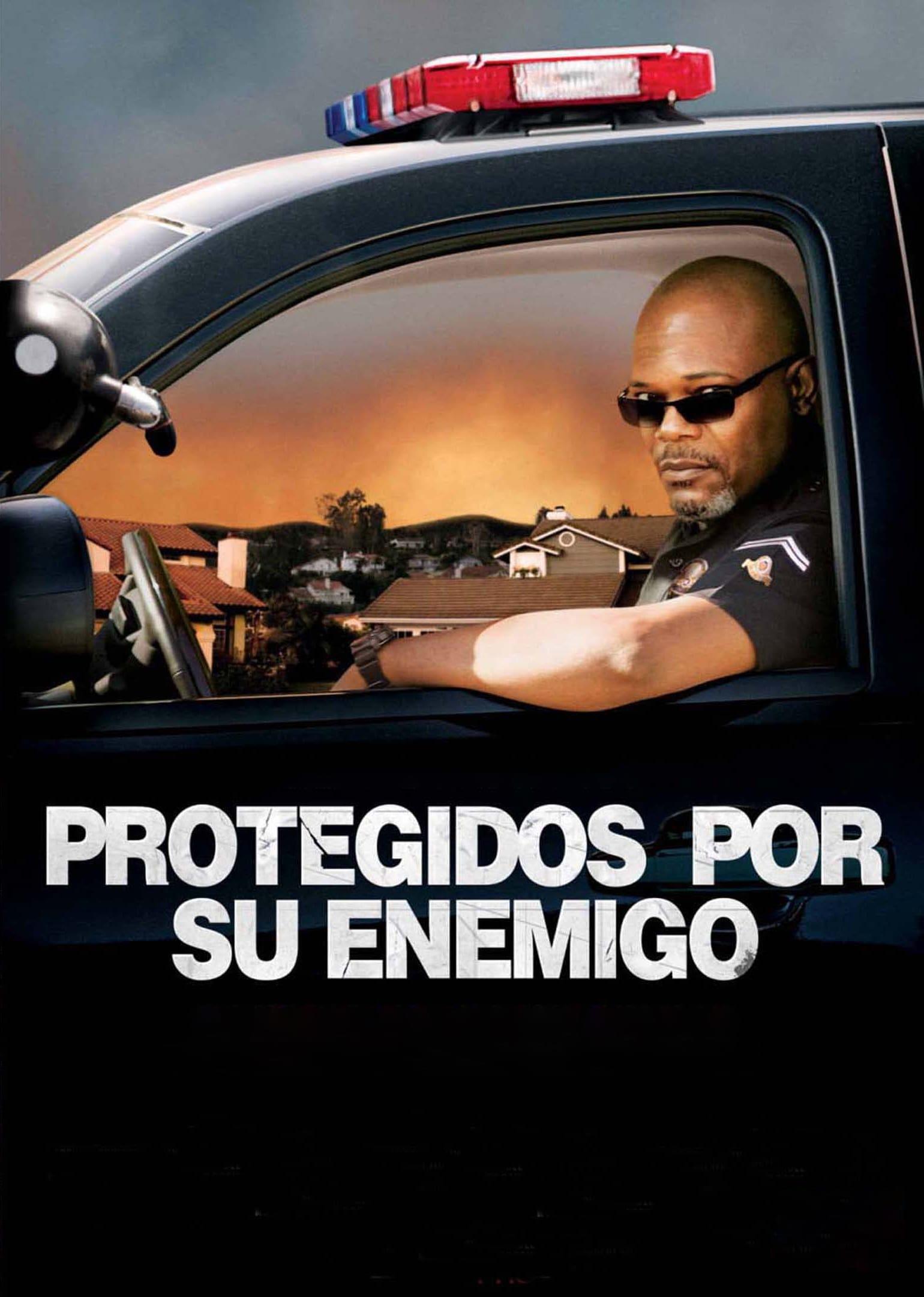 Protegidos por su enemigo poster