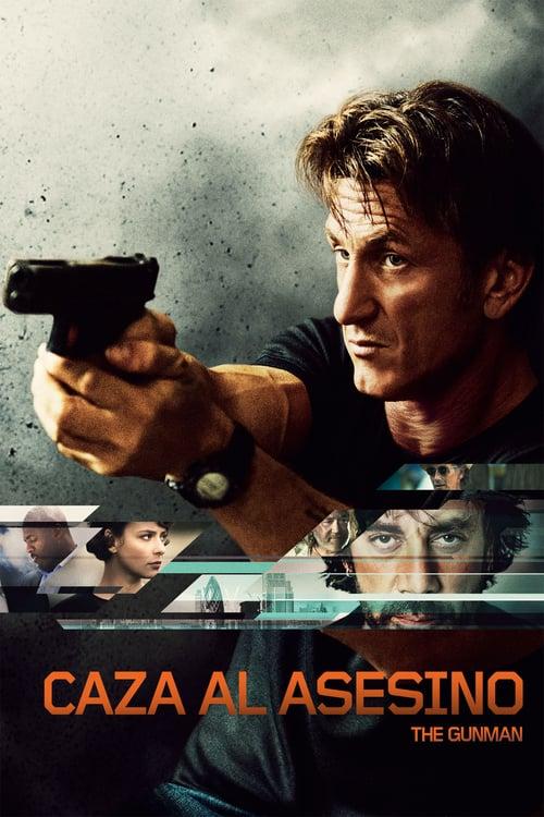 Caza al asesino poster