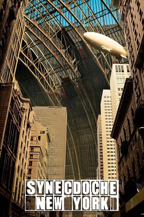 Póster película Synecdoche, New York