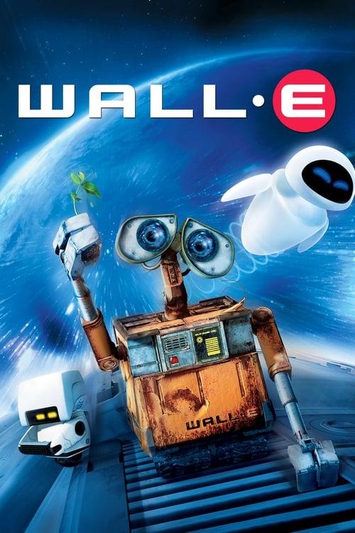 Póster película WALL·E: Batallón de limpieza