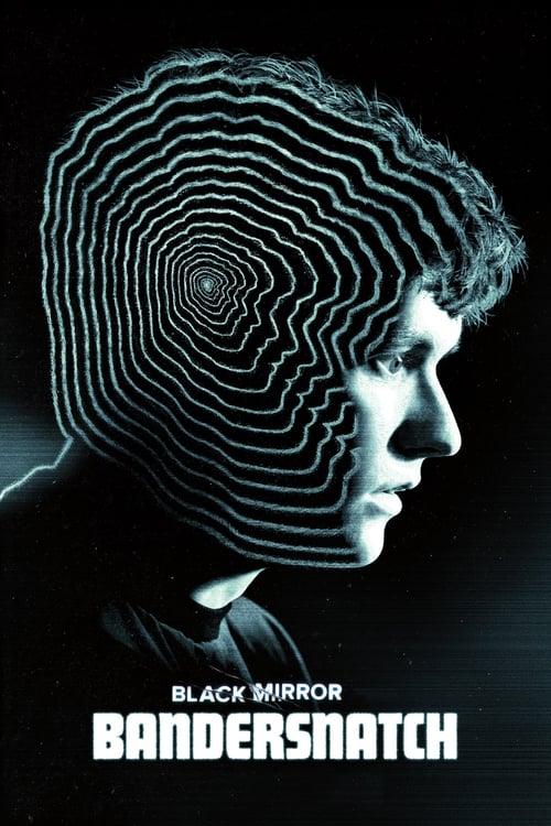 Black Mirror Bandersnatch poster