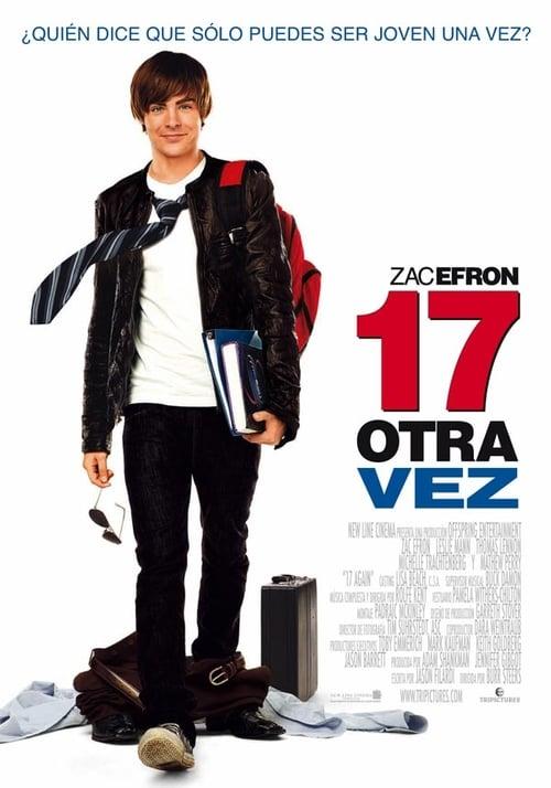 17 otra vez poster