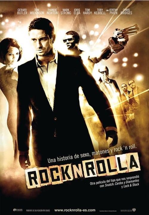 Póster película RocknRolla