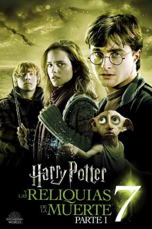 Harry Potter y las Reliquias de la Muerte - Parte 1 poster