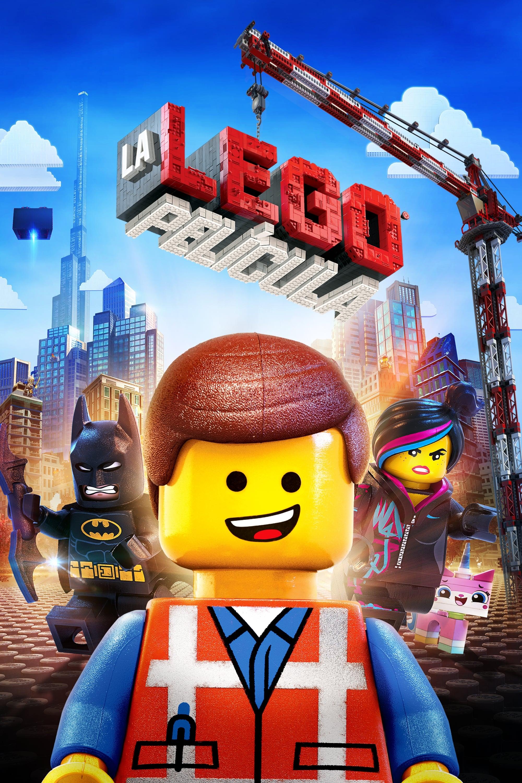 Póster película La LEGO película