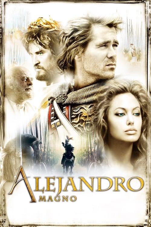 Alejandro Magno poster