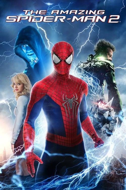 The Amazing Spider-Man 2: El poder de Electro poster