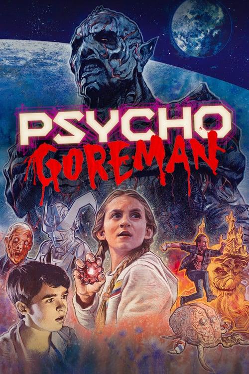 Póster película Psycho Goreman