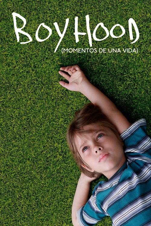 Póster película Boyhood: momentos de una vida