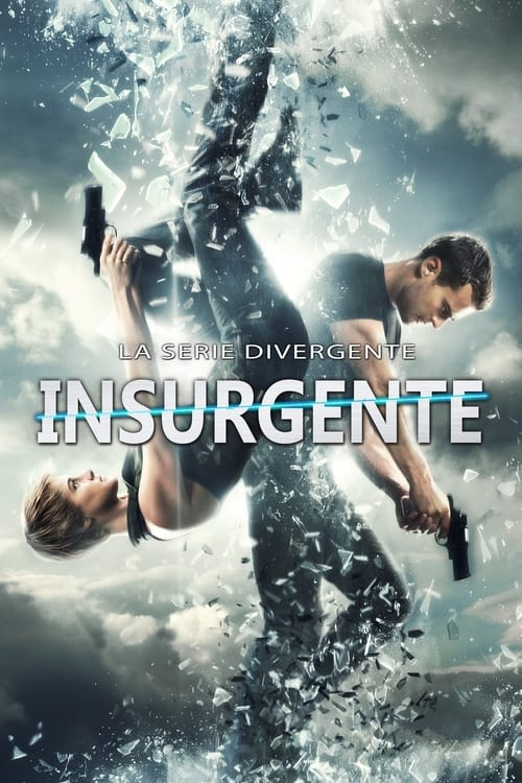 La serie Divergente: Insurgente poster