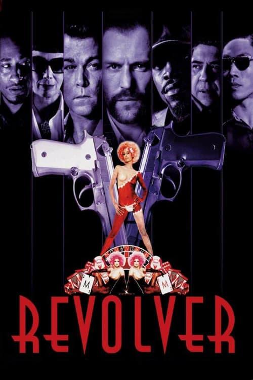 Póster película Revolver
