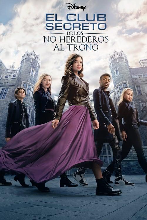 El club secreto de los no herederos al trono poster