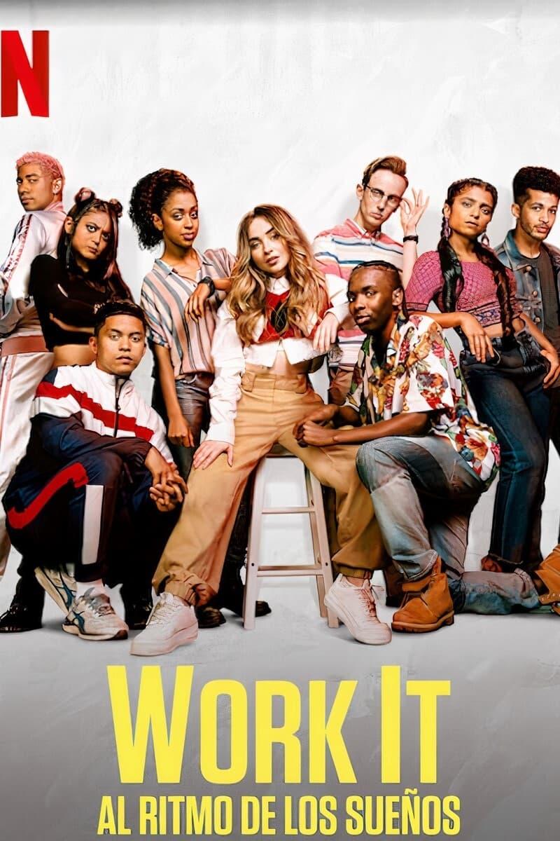 Work It: Al ritmo de los sueños poster