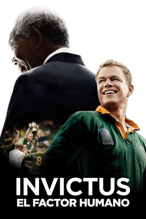 Invictus poster