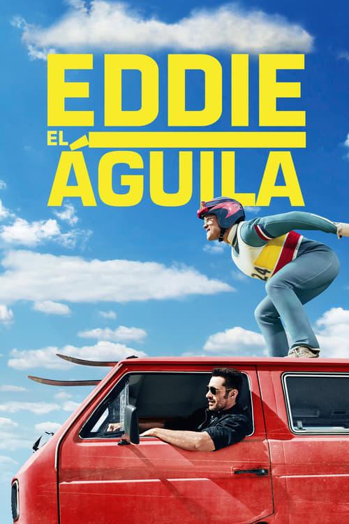 Eddie el Águila poster