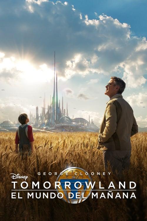 Tomorrowland: El mundo del mañana poster
