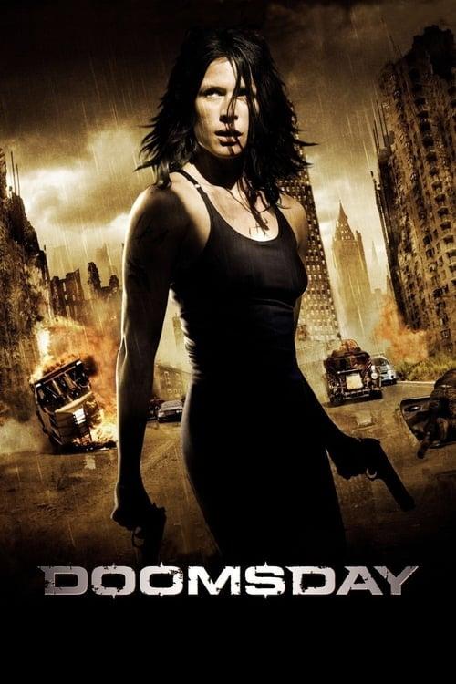 Póster película Doomsday: El Día del Juicio