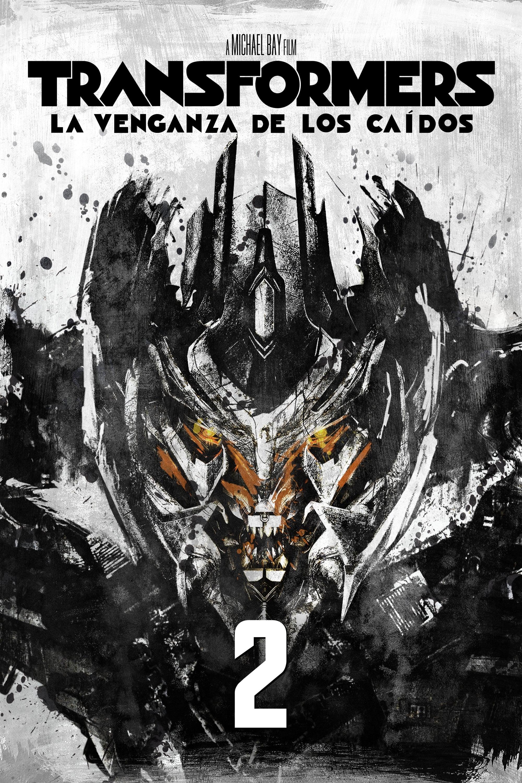 Póster película Transformers: La venganza de los caídos