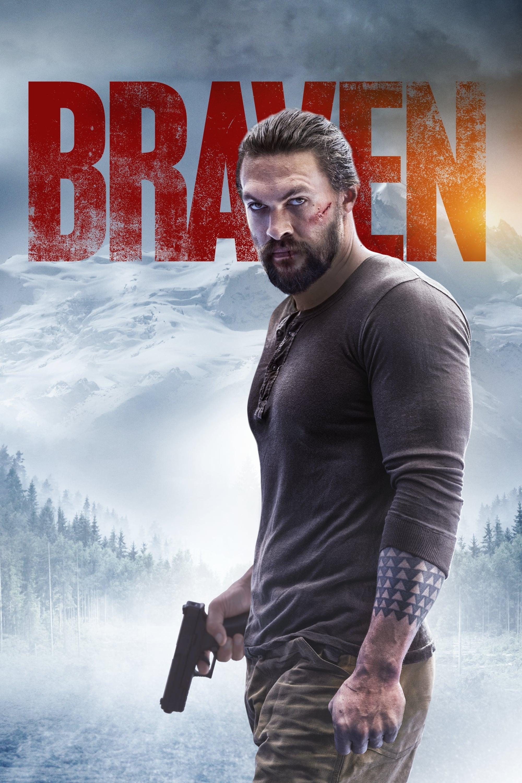 Braven (El Leñador) poster