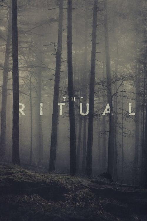 Póster película El ritual