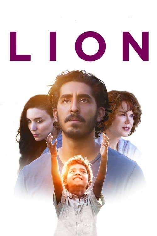 Póster película Lion