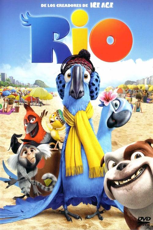 Río poster