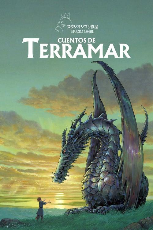 Cuentos de Terramar poster