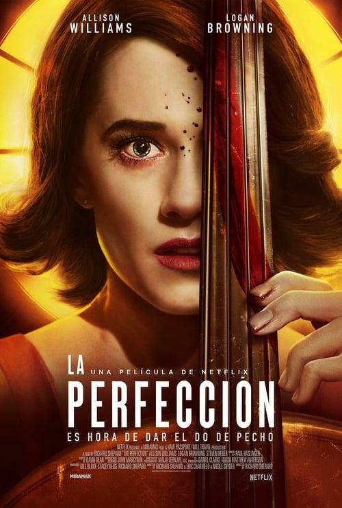 Póster película La perfección