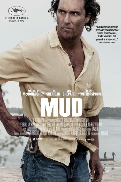 Póster película Mud