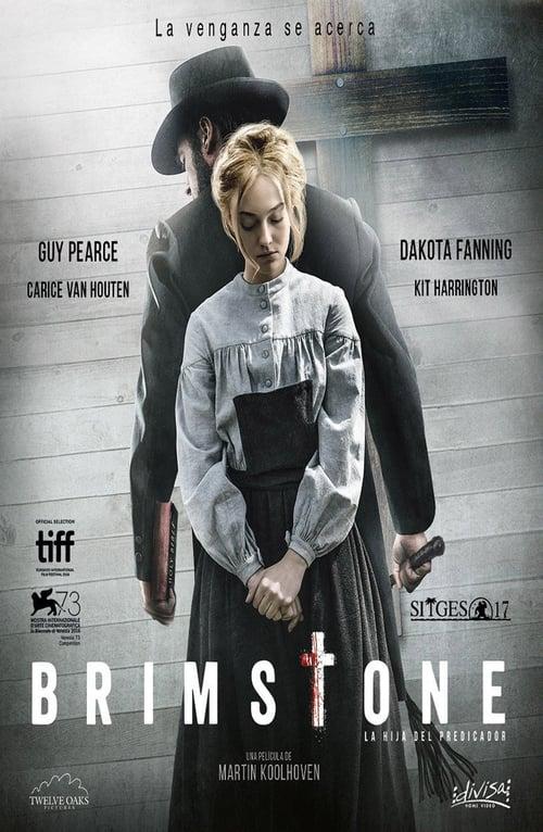 Brimstone. La hija del predicador poster