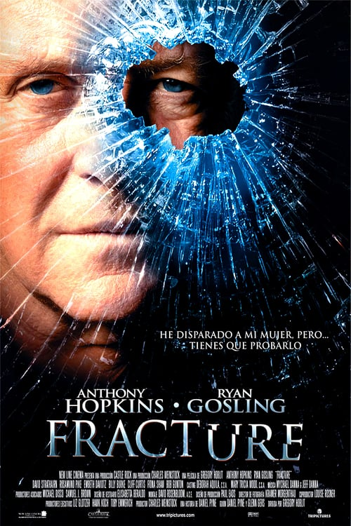 Póster película Fracture