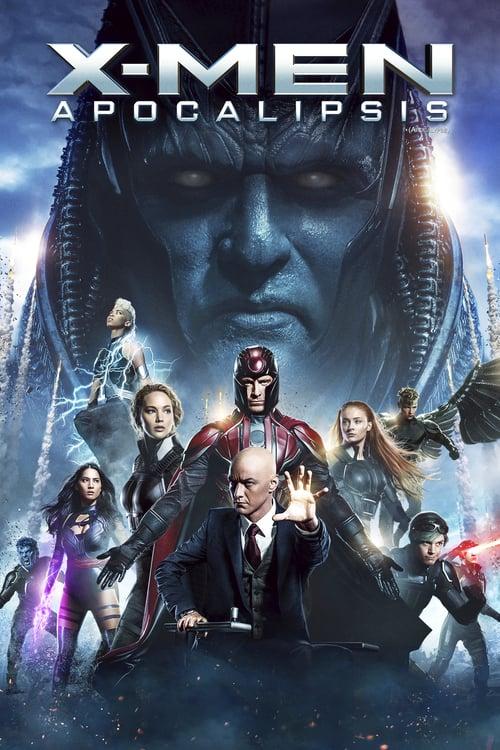 Póster película X-Men: Apocalipsis