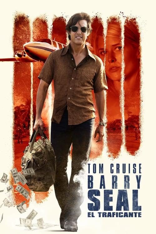 Póster película Barry Seal: el traficante