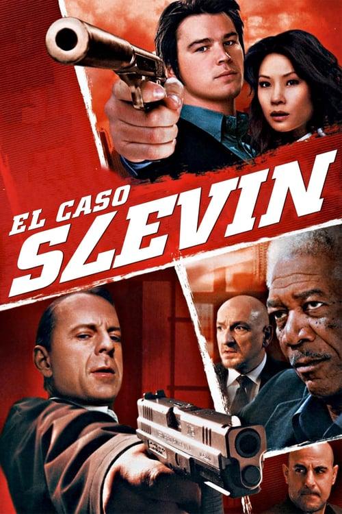 Póster película El caso Slevin