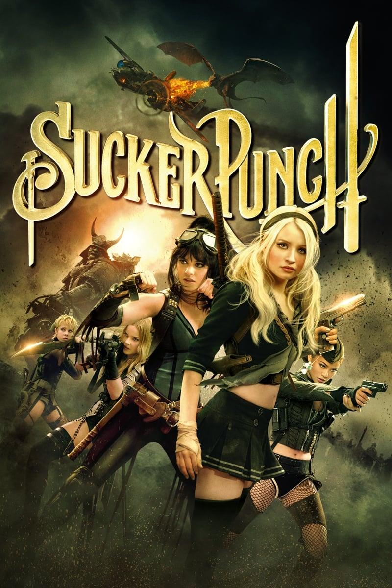 Póster película Sucker Punch