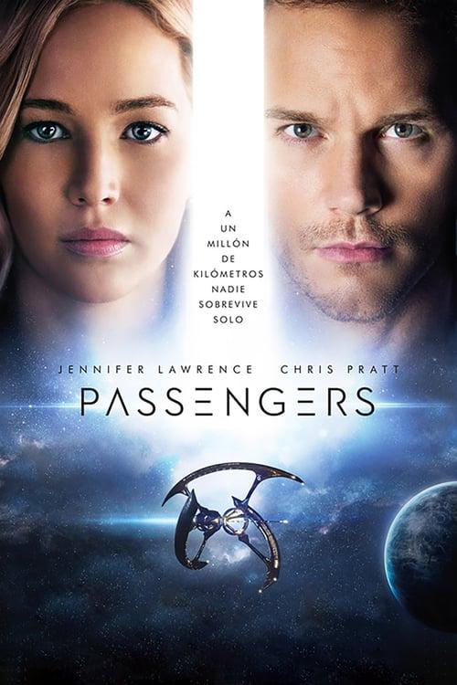 Póster película Passengers