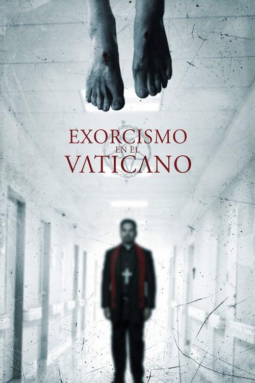 Exorcismo en el Vaticano poster