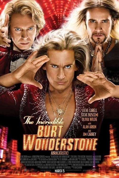 El increíble Burt Wonderstone poster