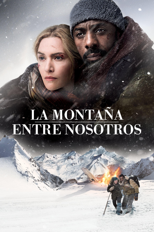 La montaña entre nosotros poster