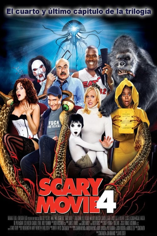 Scary Movie 4 poster