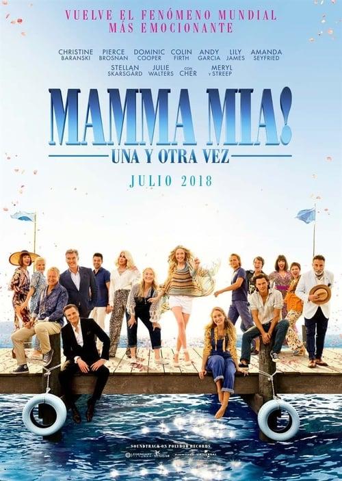 Mamma Mia! Una y otra vez poster