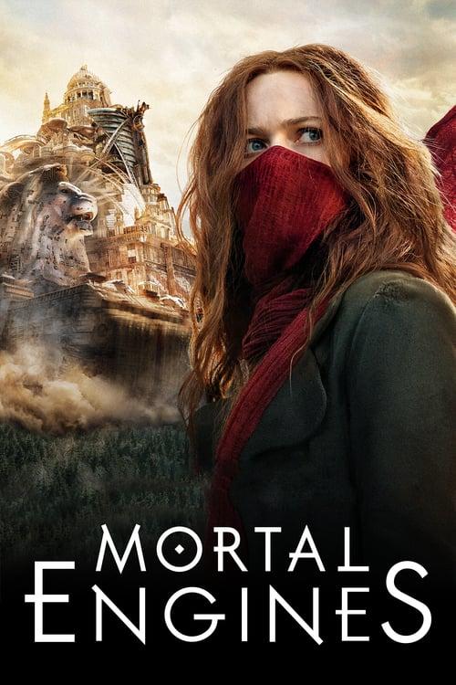Póster película Mortal Engines