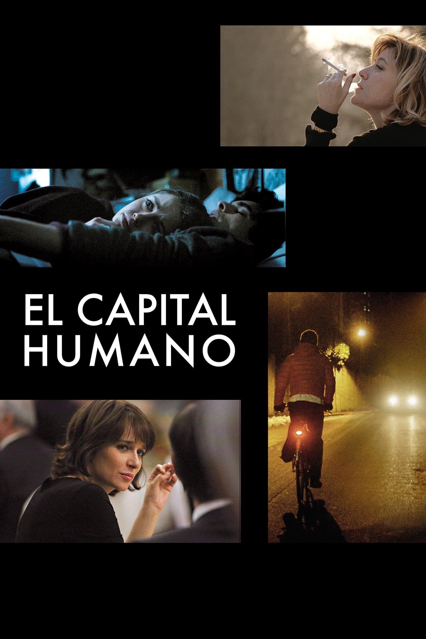 El capital humano poster