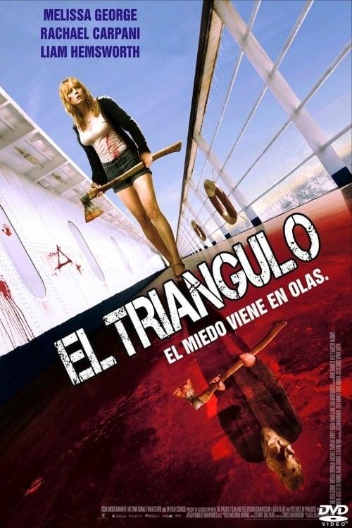 Póster película El Triángulo