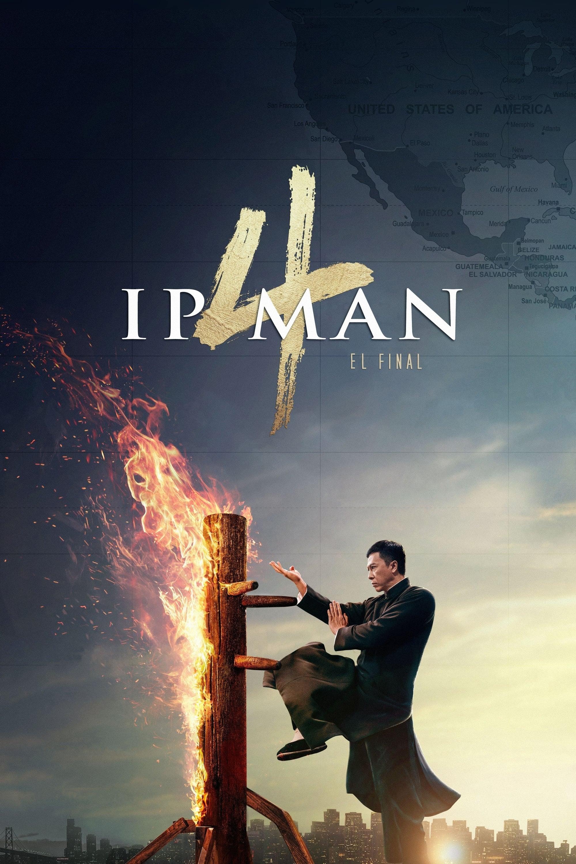 Ip Man 4: El final poster