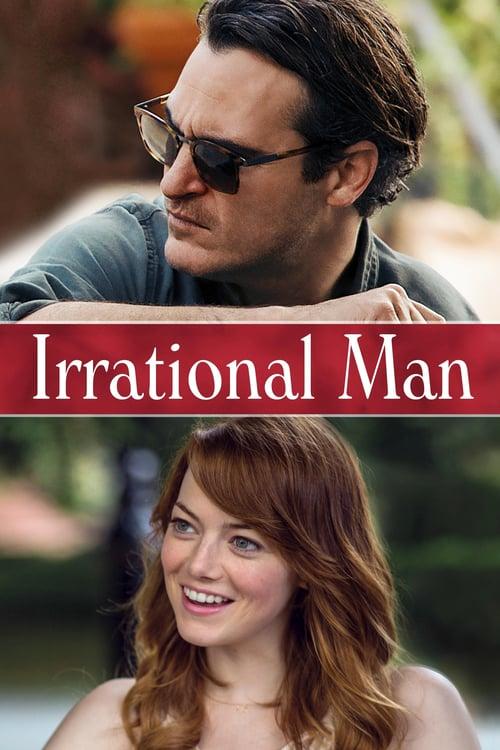 Póster película Irrational Man
